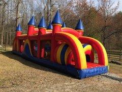 Seneca SC Obstacle Course Rentals