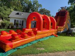 25 El Fuego Waterslide with slip and slide