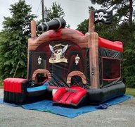 Pirate Bounce House