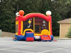 Bounce House- Sports