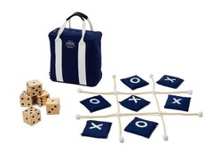 Yard Dice and Tic Tac Toe Combo Set