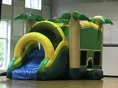 Tropical Aloha- Bounce House Combo