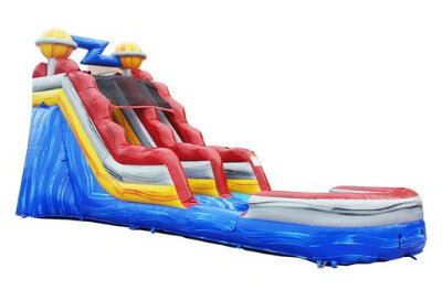 Water Fun 15ft Astronaut Slide