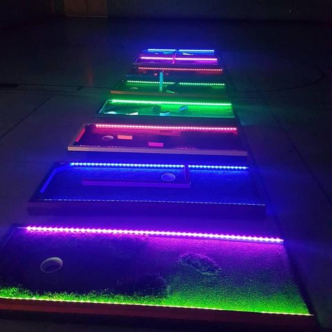 Putt Putt Mini Golf LED Game