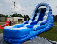 Water Fun 15ft Slide