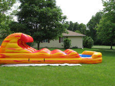 Water Fun 30ft Slip and Slide
