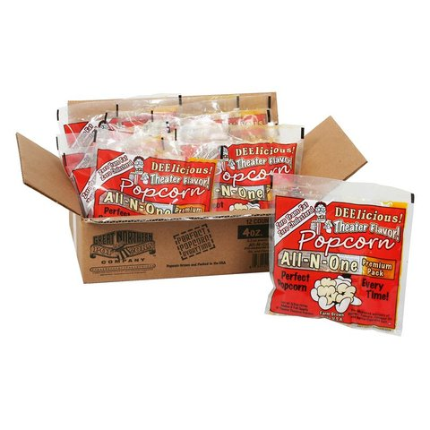 Popcorn Kits, Case of 24