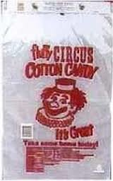 Cotton Candy Bags - 100/Pack