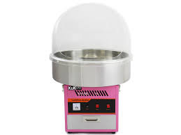 Cotton Candy Machine with Dome