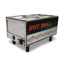 Hot Dog Warmer