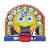 Emoji Bounce House