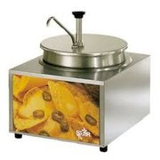 Nacho Cheese Warmer with Heated Pump