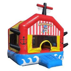 Pirate Bounce House, Toddler Unit