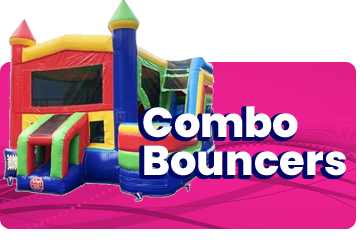 Austin Combo Bouncer Rentals