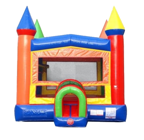 Moonwalk Castle Bounce House