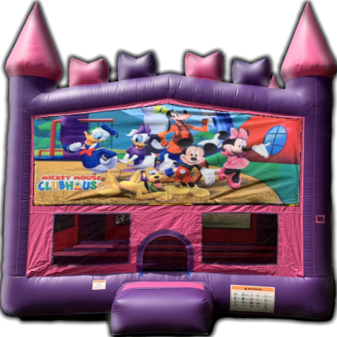 Princess Castle Mickey Mouse Clubhouse