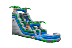 18 ft Cascade Crush Water Slide