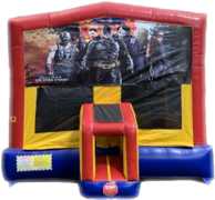 Batman / The Dark Knight Bounce House