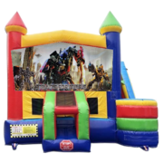 Transformers Castle Combo With Side Slide