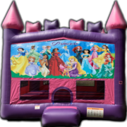 Disney Princesses Bounce Castle