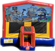 Fun Pirates Bounce House Rental