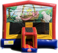Happy Easter Bounce House