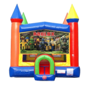 ROBLOX Moonwalk Castle Bounce House