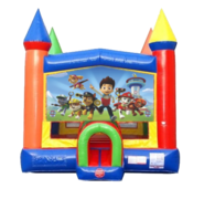 Paw Patrol Moonwalk Castle