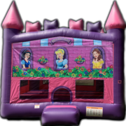 Princess Party Bounce Castle