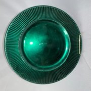 Charger, Green Round