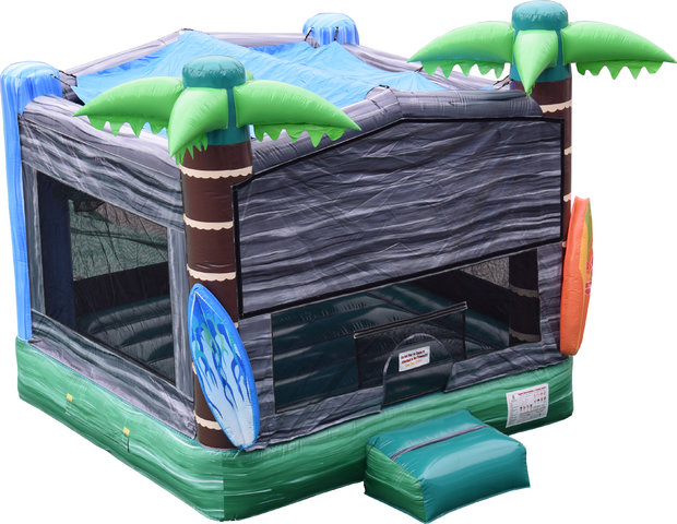 14Ft Tropical Breeze Bounce House