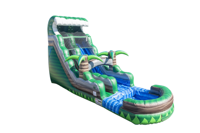 18FT Tsunami Water Slide