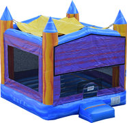 14Ft Modular Bounce House Marble