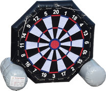 10ft Soccer Darts And Baseball Target Game