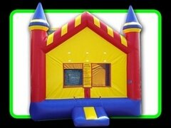 Inflatables/ Customer Pick Up (Weekend Rental)
