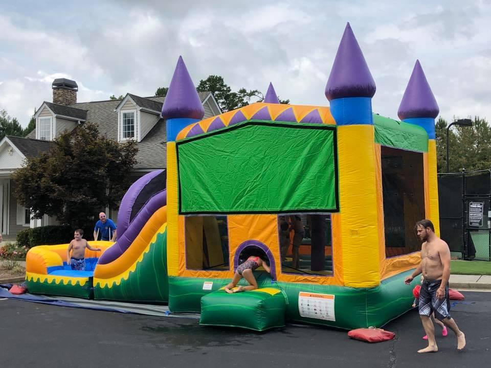 bounce house rentals Marietta GA