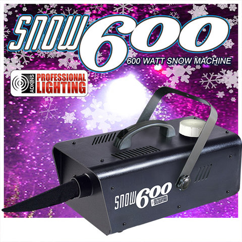 Snow 600 Snow Machine