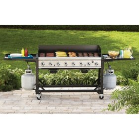 Gas Grill Event 8 burners