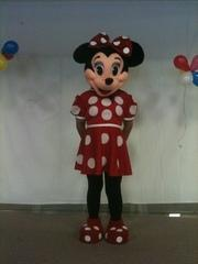 Beauty The Mouse Costume