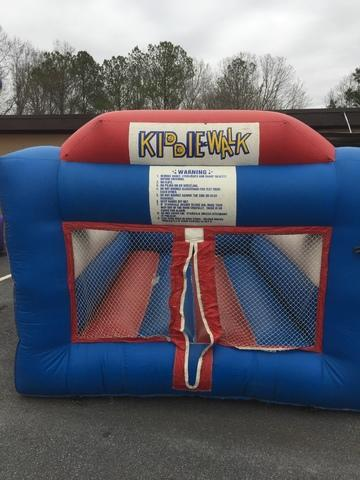 Kiddie Bouncer (kids 5 and under)