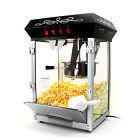 Popcorn 8oz. Machine Tabletop Black