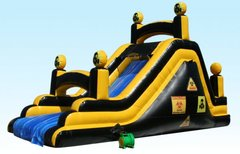 18FT Toxic Dry Slide