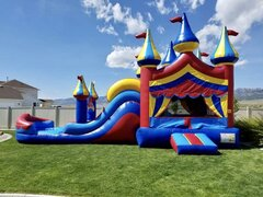 Big Top Jump and Dual Slide Dry XL
