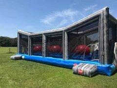 Giant Wipe Out Inflatable