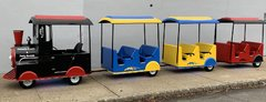 Chrisally Express Electric Trackless Train