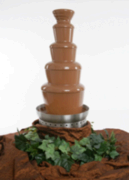 Self Service Large Chocolate Fountain