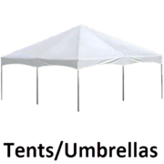 Tents / Umbrellas