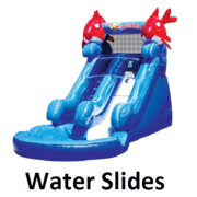 Water Slides / Dunk Tanks