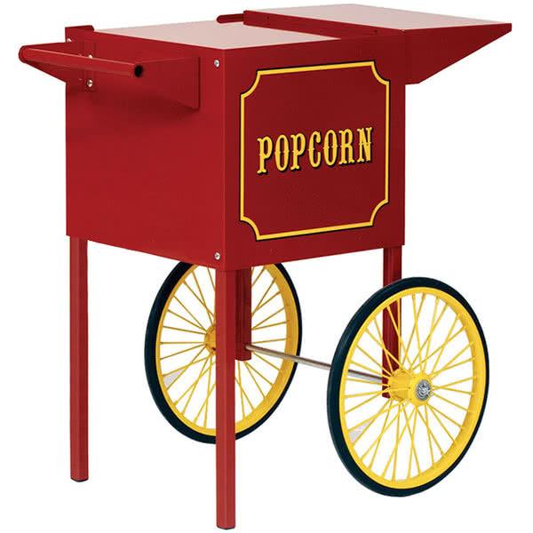 mini popcorn machine instructions