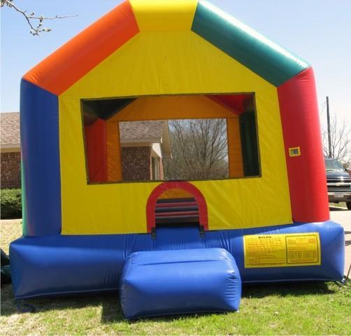 Multicolor Fun House Jumper 13'x15' J312